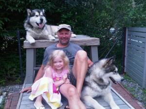 Anti, koerad ja Dellu